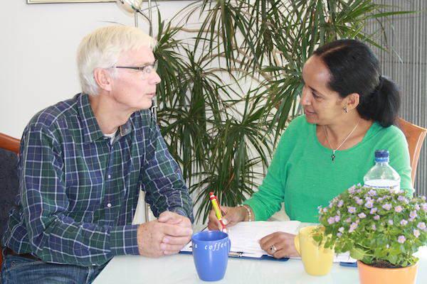 Beratung zur Pflege von Angehörigen - Ambulanter Pflegedienst Nord Hamburg